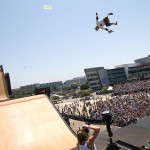 Andy Macdonald (Bronze), Skateboard Big Air, X Games 11
