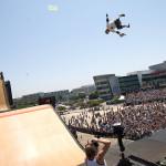 Andy Macdonald (Bronze), Skateboard Big Air, X Games 11